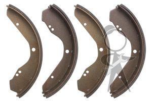 Brake Shoes, Front - 113-609-237 H ST