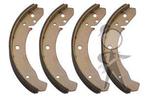 Brake Shoes, Rear - 113-609-537 C ST