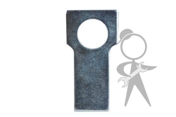Lockplate, Brake Pedal Pushrod Early - 113-721-221
