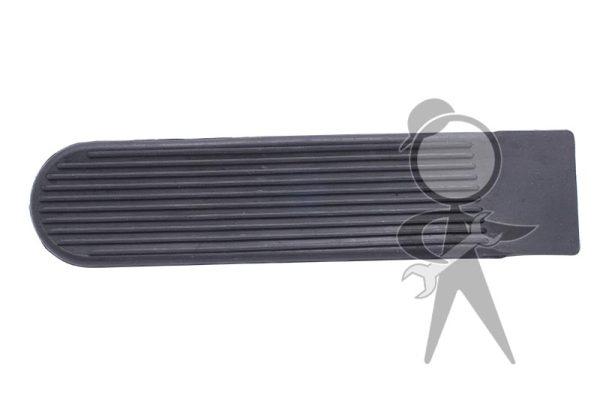Pedal Pad, Accelerator - 113-721-647 A