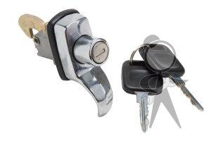 Handle, Deck Lid, Locking w/Keys - 113-827-503 A BR