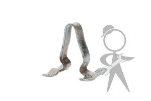Clip, Body Molding, Metal - 113-853-585 B