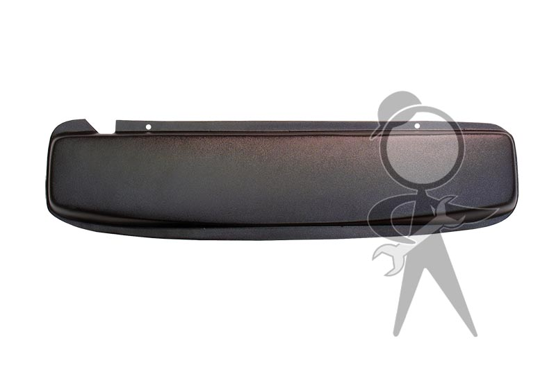 wiring cover, black abs plastic - 113-863-515 c