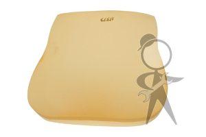 Seat Cushion, Front Bottom, Foam Rubber - 113-881-375 E