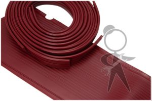 Fender Bdg/Rng Bd Mat St, Ruby Red - 113-898-825 RRST