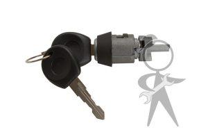 Ignition Lock Cylinder w/Keys - 113-905-855 B