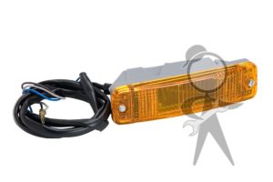 Turn Signal Assy, Mex Style Bumper - 113-953-049 AK