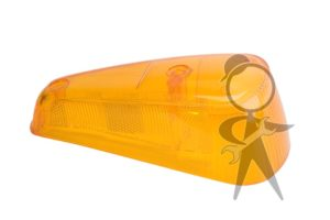 Lens, Turn Signal, Amber, Right - 113-953-162 B