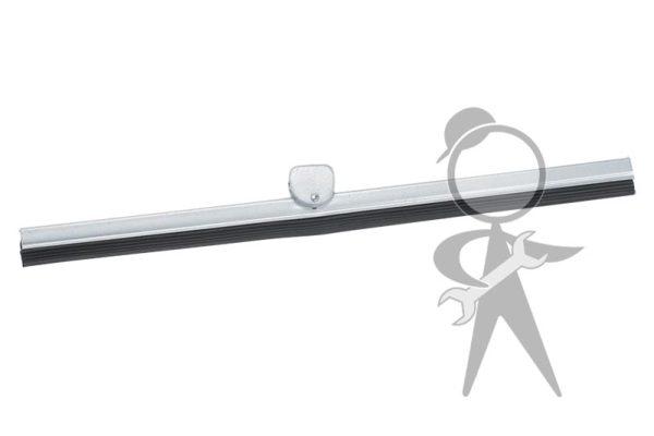 Wiper Blade, Silver, Flat Style, Each - 113-955-425 B