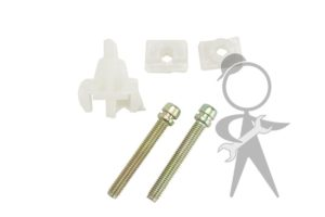 Headlight Adjustment Screw Set - 113-998-133