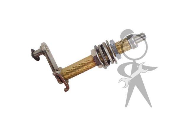 Wiper Shaft, Single Pin, Right Side - 113-998-162