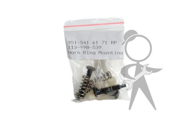 Horn Ring Mounting Kit, 12 piece - 113-998-539