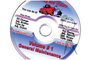 BUG ME DVD Vol 1, General Maintenance - 113-BMD-001