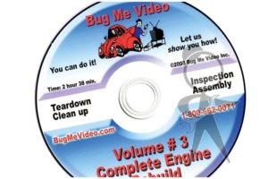 BUG ME DVD Vol 3, Compl Engine Rebuild - 113-BMD-003