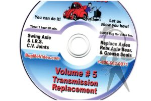 BUG ME DVD Vol 5, Trans Replacement - 113-BMD-005