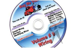 BUG ME DVD Vol 9, Wiring - 113-BMD-009