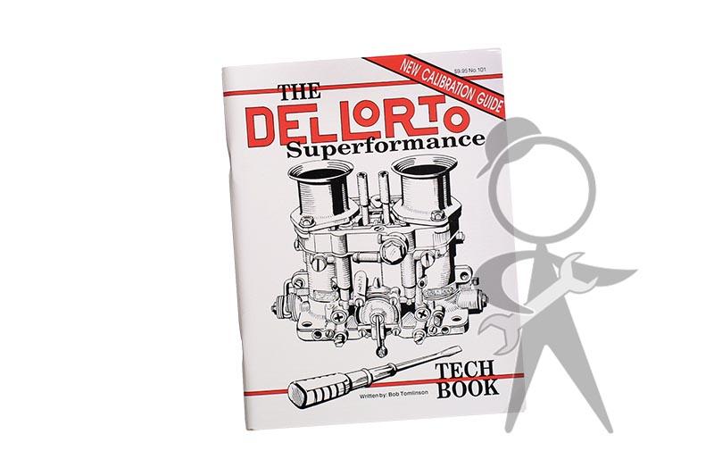 Dellorto Carburetor Tech Book