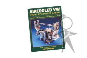 AirCooled VW Engine Interchange Manual - 113-MBI-001