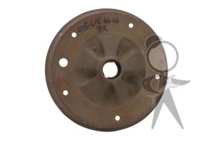 Brake Drum, Front - 131-405-615 A BR