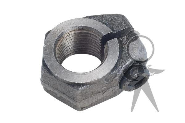 Front Axle Clamp Nut, Left - 131-405-669