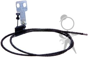 Cable Assembly, Sunroof, Left - 133-877-305