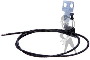 Cable Assembly, Sunroof, Right - 133-877-306