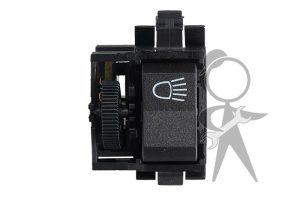 Switch, Headlight, Super Beetle - 133-941-531 B
