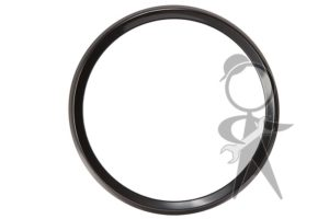 Black Ring On Speedometer - 133-957-361 BK