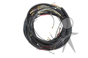 Wiring Harness, Complete, Super & CV - 133-971-011 B