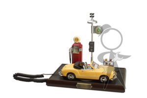 Ghia Phone Gas Station Diorama - 141-005-300