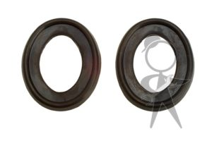 Bumper Bow to Blade Gasket, Pair - 141-707-181 PR