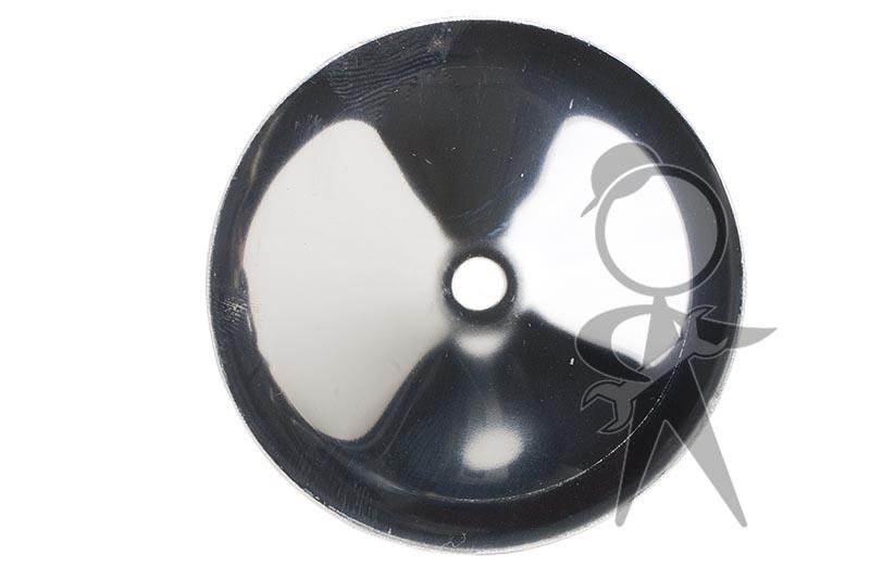 Karmann Ghia Torsion Bar Inspection Cover, Inner