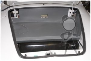 Seal, Front Hood - 141-823-705 A