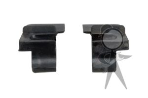Guide Rubber, Door Window, Rear, CV, Pr - 141-837-497 PR