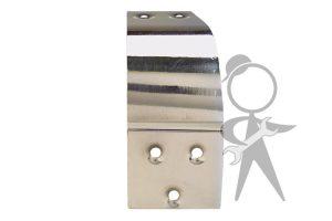 Ornamental Plate, Lock Pillar, Right - 141-853-366 B