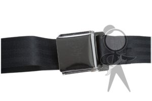 Seat Belt, Lap Style, Right - 141-857-702 A
