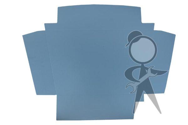 Trunk Liner, Pressboard, Show Quality - 141-863-509 B SQ