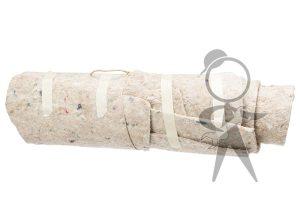 Carpet Padding, Sound Absorber, Ft/Rr - 141-863-707 ST