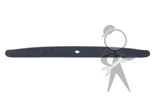 CV Top Header Cover Plate, Black - 141-871-613 BK