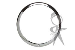 Chrome Rim, Headlight - 141-941-175 A