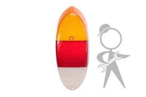 Lens, Tail Light, EURO - 141-945-227 H