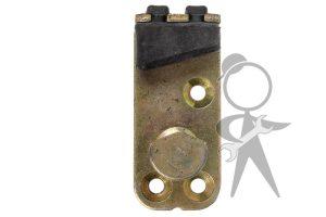Striker Plate, Door, Left - 151-837-035 C