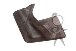 Rubber Wedge, Rear of Door, Right - 151-837-498 A
