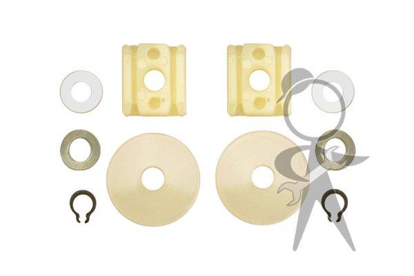 Repair Kit, Dr Window Regulator, L or R - 151-837-507