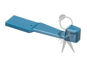 Lever, Fresh Air, Blue Plastic - 211-259-369 A