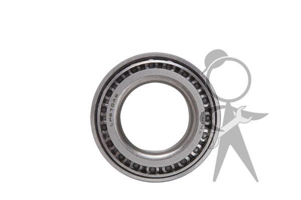 Wheel Bearing, Front Inner - 211-405-625