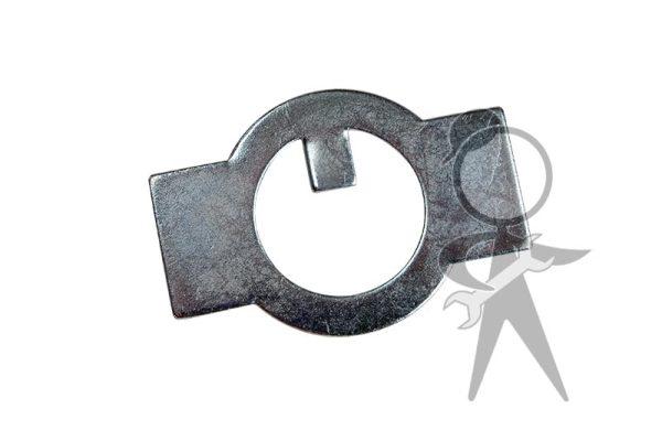 Lockplate, Front Axle Nut - 211-405-681