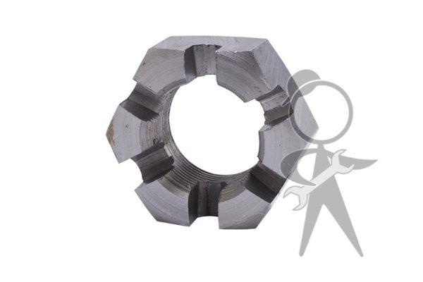 Axle Nut, Rear, 46mm Hex - 211-501-221 A