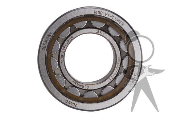 Rear Axle Bearing, Outer, FAG/SKF - 211-501-283 GR