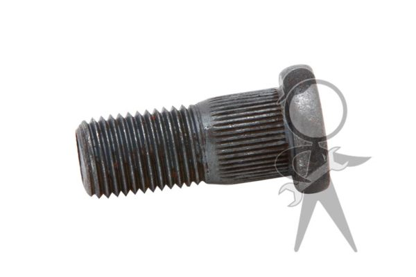 Stud, Wheel Lug, Rear, 14x1.5x34.5 - 211-501-627 A